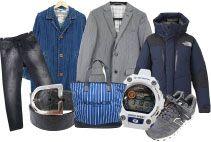 バイクウェア、洋服、バッグ等の画像