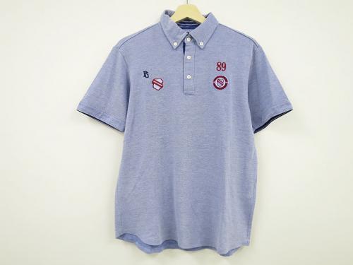 ゴルフウェアの基本は「ポロシャツ」